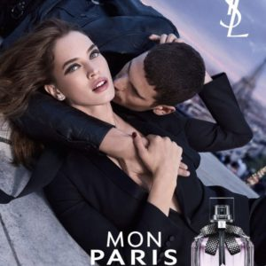 Yves Saint Laurent Mon Paris Couture Poster