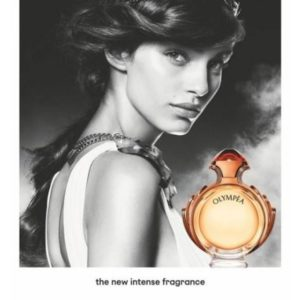 Paco Rabanne Olympea Intense Poster