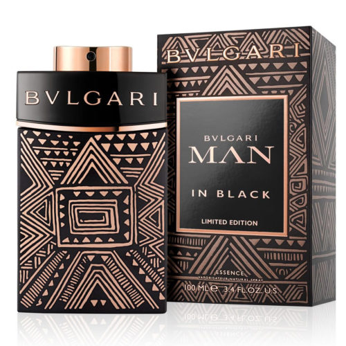 Bvlgari Man in Black Essence Limited Edition 100ml with Box