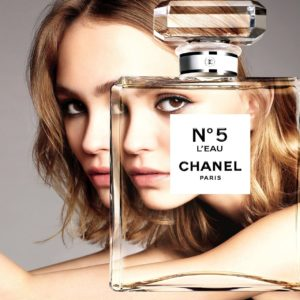 Chanel No. 5 L'eau Poster