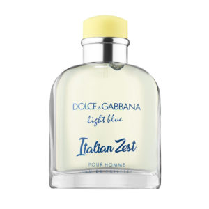 Dolce and Gabbana Light Blue Italian Zest Pour Homme 125ml