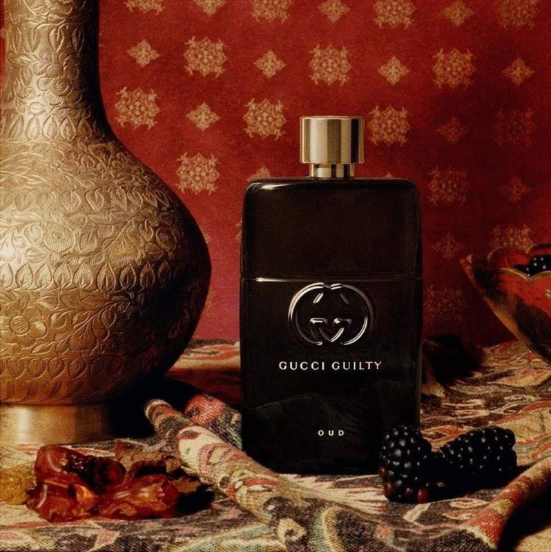 Gucci Guilty Oud Actual