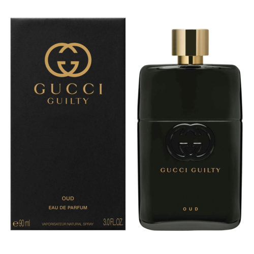 Gucci Guilty Oud EDP 90ml with Box