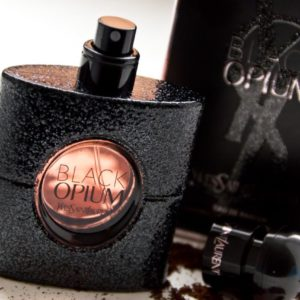 Yves Saint Laurent Black Opium Nuit Blanche Actual