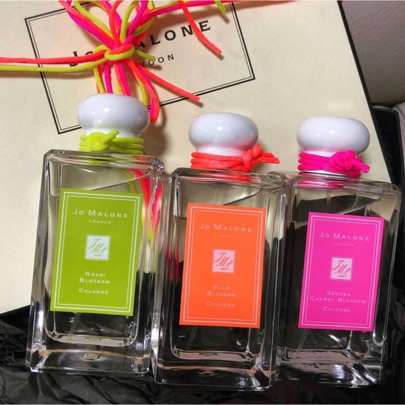 Jo Malone Blossom Girl Collection Actual